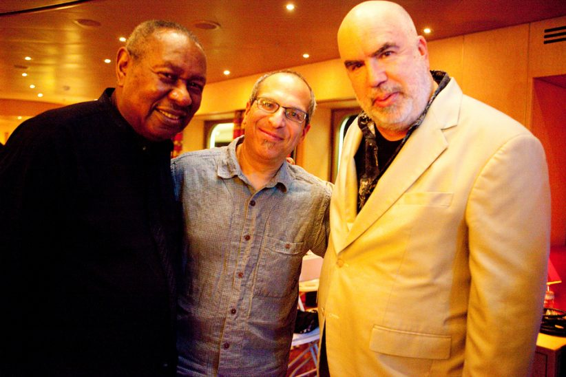 Freddy Cole, Gary Smulyan & Randy Brecker