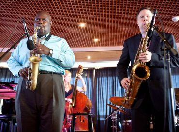 The Jazz Cruise: All Aboard for Jazz