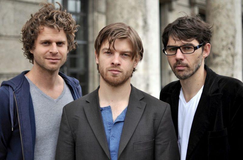 Colin Vallon Trio with Samuel Rohrer, Colin Vallon and Patrice Moret