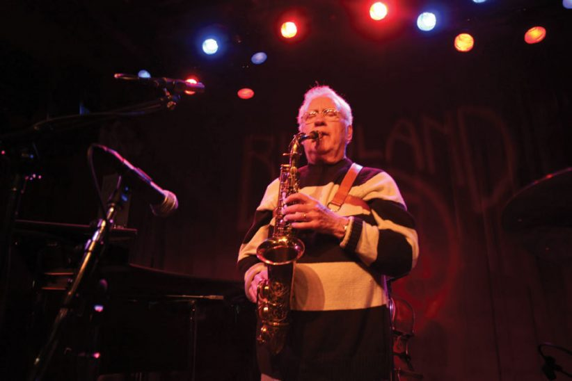 Lee Konitz at Birdland