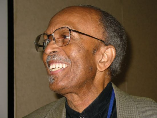 Jimmy Heath at Before & After session at 2011 Mid Atlantic Jazz Festival image 0