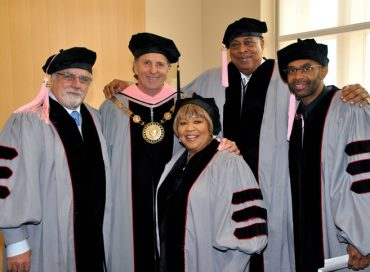 Berklee to Present Honorary Doctorate of Music Degrees