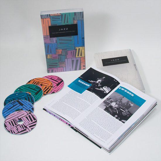 JAZZ: The Smithsonian Anthology  image 0