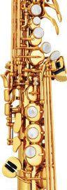 Yamaha's Custom Z Soprano Sax: Look at Little Sister