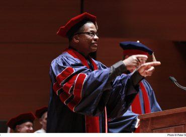 Herbie Hancock Receives Honorary Doctoral Degree from Juilliard