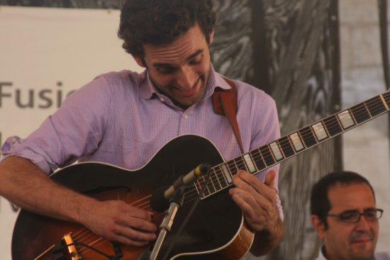 Julian Lage at the CareFusion Newport Jazz Festival image 0