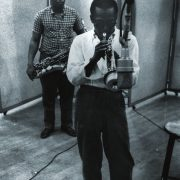 John Coltrane with Miles Davis, Columbia Recording Studios, New York, NY 1958 image 0