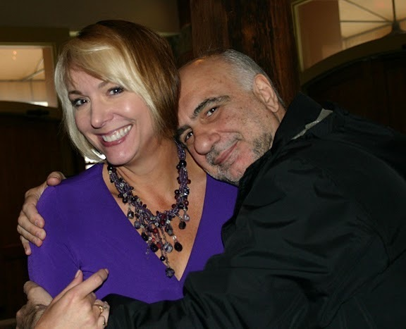 Yvonne Ervin and Enzo Capua