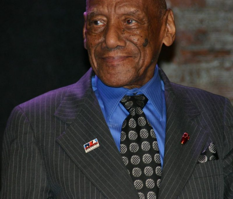 Candido at the 2011 JJA awards ceremony at City Winery in NYC