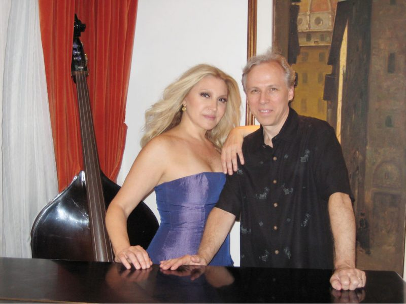 Eliane Elias and Marc Johnson