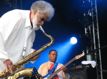 Sonny Rollins: The Gentle, Humble Jazz Giant