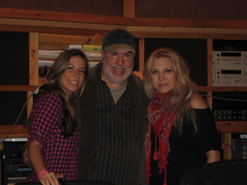 Amanda Elias Brecker, Randy Brecker and Eliane Elias