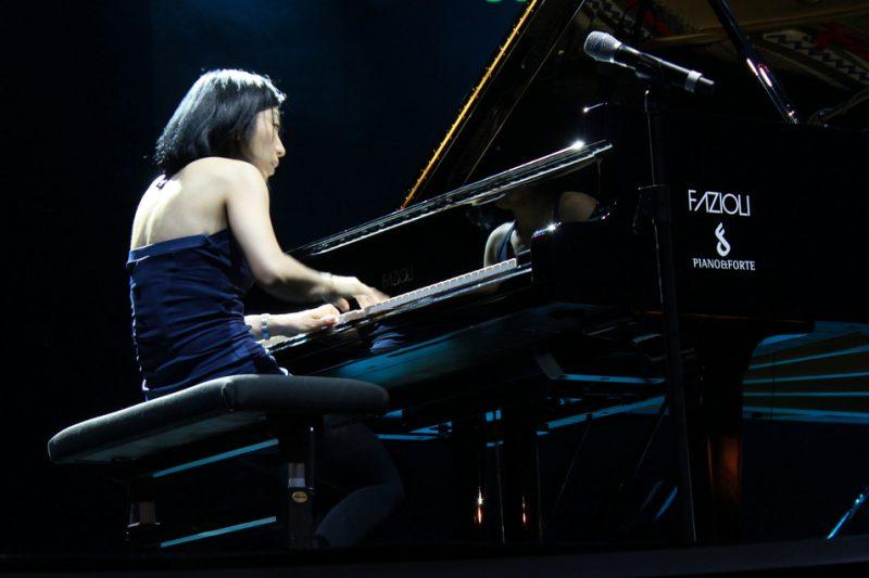 Chihiro Yamanaka at Umbria Jazz 2011