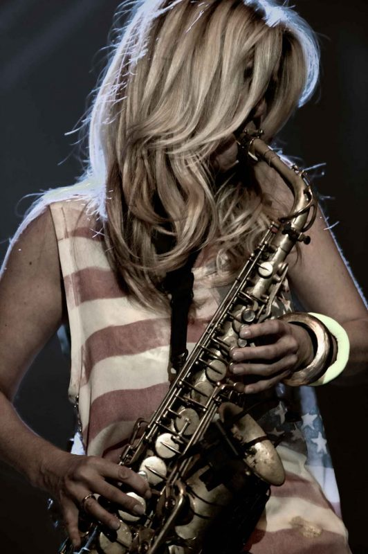 Candy Dulfer at North Sea Jazz 2011