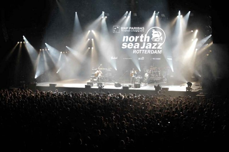 Raul Midon at North Sea Jazz 2011