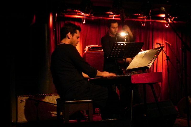 Can Cankaya, keyboards; Ozan Musluoplu, bass