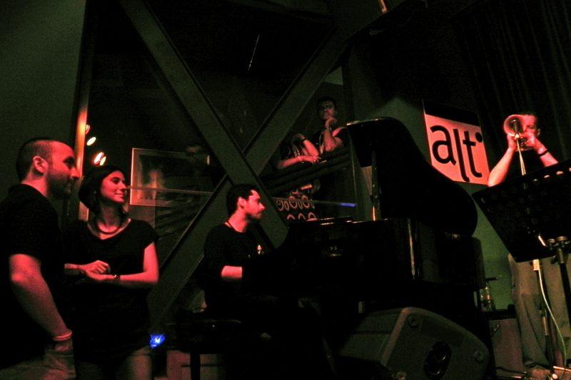 Can Cankaya, keyboards; Imer Demirer, trumpet