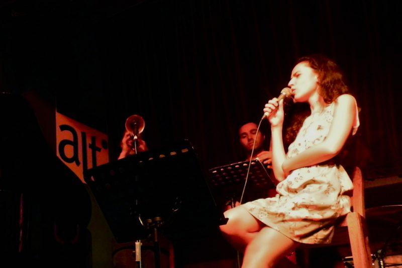 Imer Demirer, trumpet; Ozan Musluoglu, bass; Ece Goksu, vocals