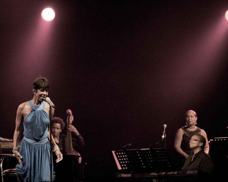 Natalie Cole at North Sea Jazz 2011