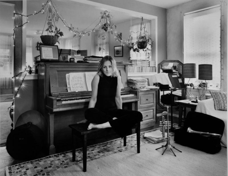 Ingrid Jensen by Lourdes Delgado