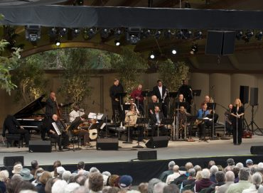 Maria Schneider at Ojai Music Festival