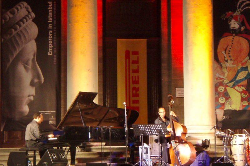 Michel Camilo, piano; Michael Bowie, bass