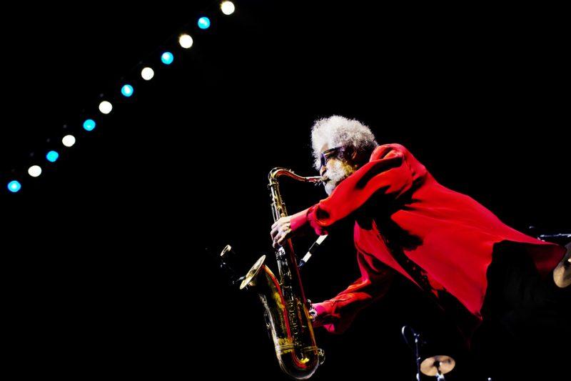 Sonny Rollins at Copenhagen Jazz Festival 2011