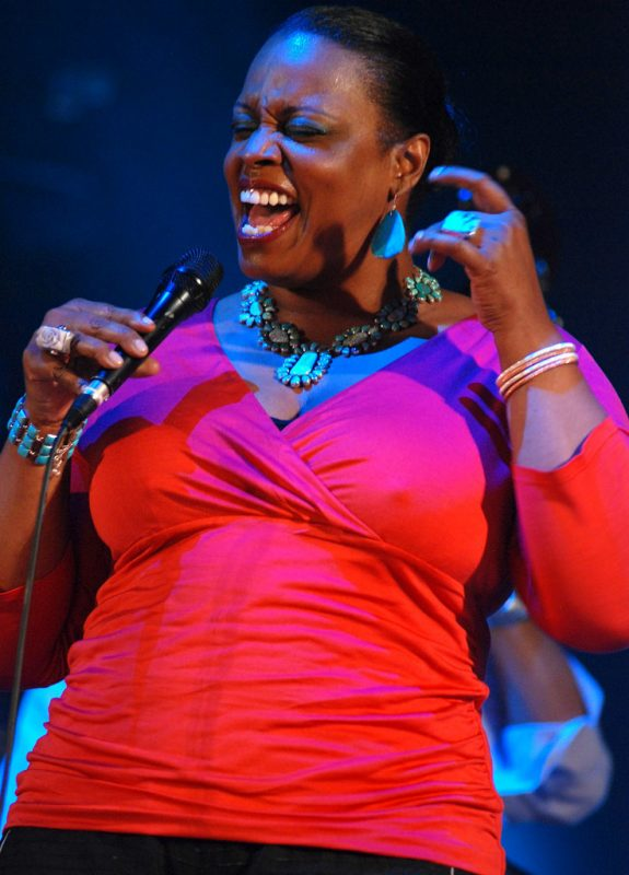Dianne Reeves St. Lucia Jazz Festival