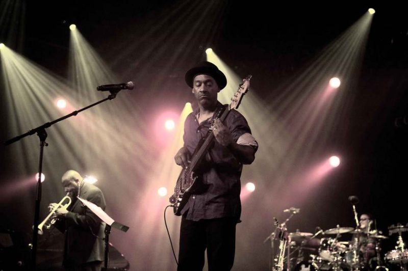 Marcus Miller at North Sea Jazz 2011