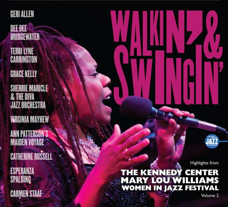 Walkin' & Swingin' cover art