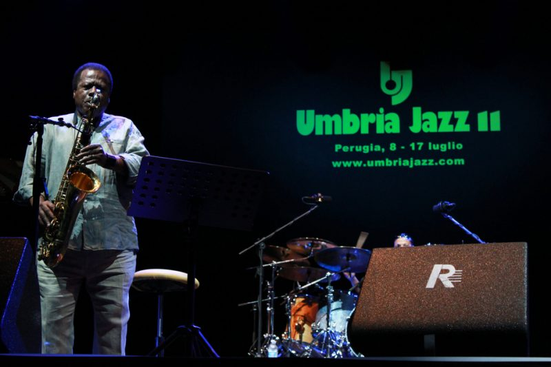 Wayne Shorter pays tribute to Miles at Umbria Jazz 2011