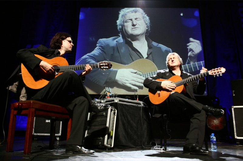 Carl Herring, Eduardo Niebla in Congress Centre at 2011 Riga Jazz Festival