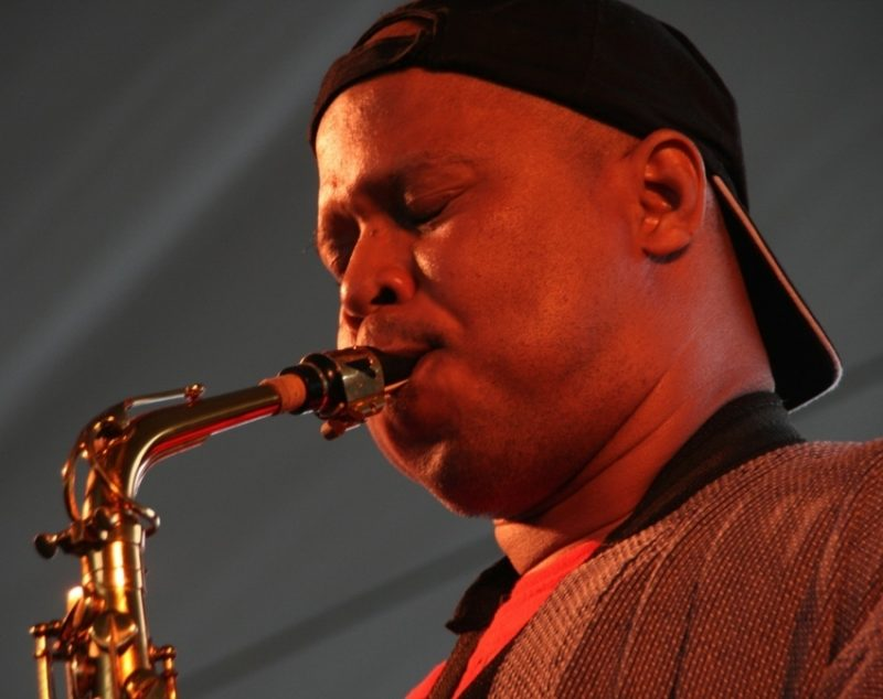 Steve Coleman at the 2011 Newport Jazz Festival
