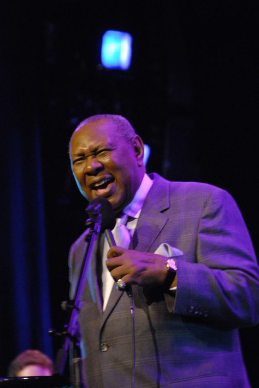 Freddy Cole on The Jazz Cruise 2009