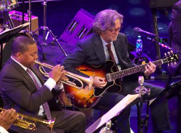 Wynton Marsalis/Eric Clapton Concert Film to Play in Movie Theaters