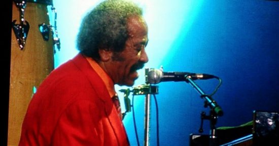 Allen Toussaint closing the 2010 Montreal International Jazz Festival image 0