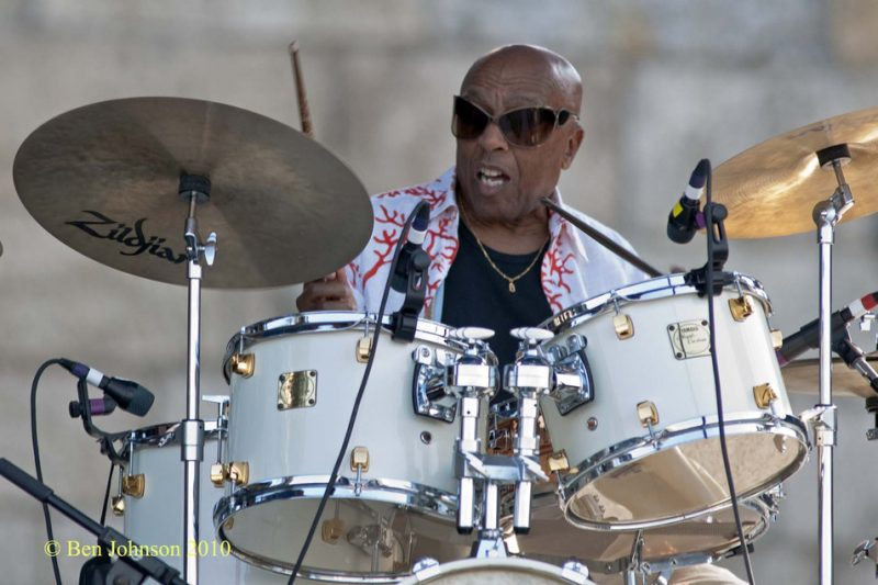 Roy Haynes at CareFusion Newport Jazz Festival