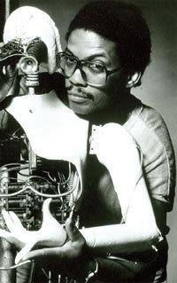 Herbie Hancock, circa Rockit era