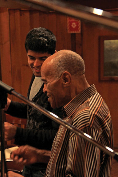 Sachal Vasandani and Jon Hendricks
