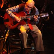 Jim Hall performing music of Bill Evans image 0