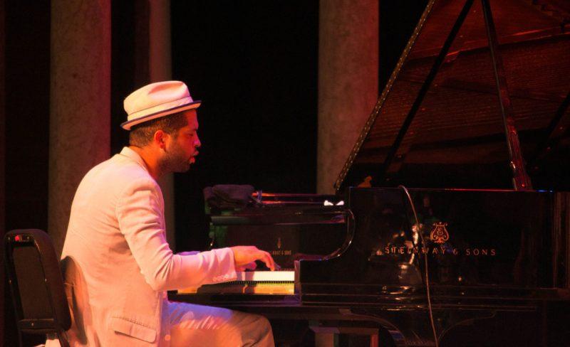 Jason Moran, Caramoor Jazz Festival, 8-11