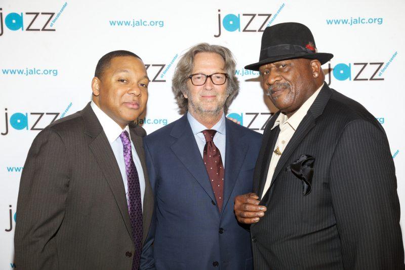 Wynton Marsalis, Eric Clapton & Taj Mahal at Jazz at Lincoln Center