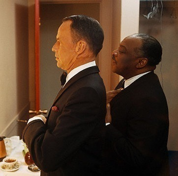 Frank Sinatra and Count Basie