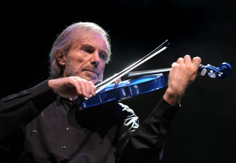 Jean-Luc Ponty performing with Return to Forever IV