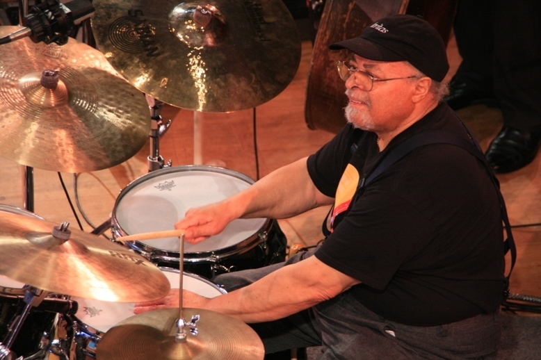 NEA Jazz Master Jimmy Cobb at 2011 Tanglewood