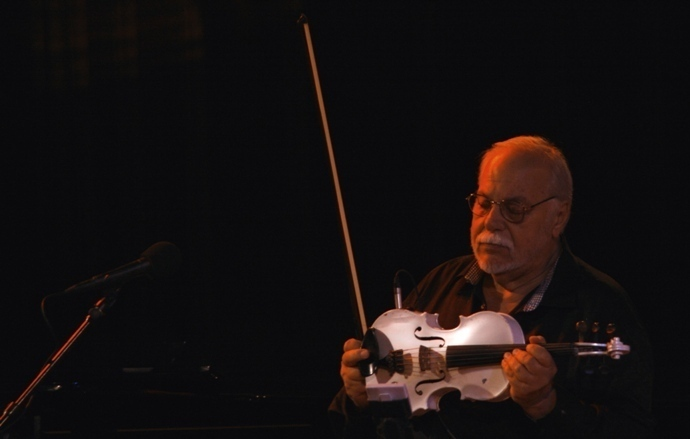Federico Britos celebrated the music of Cachao at the 2011 Tanglewood Jazz Festival