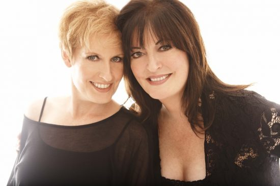 Liz and Ann Hampton Callaway image 0