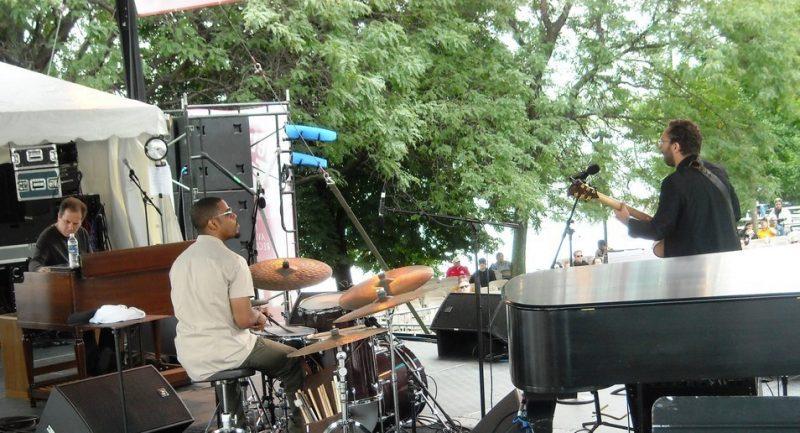 Anthony Wilson at 2011 Detroit Jazz Festival
