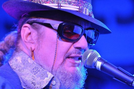 Dr. John in performance at BluesFest held at Under the Bridge in London image 0