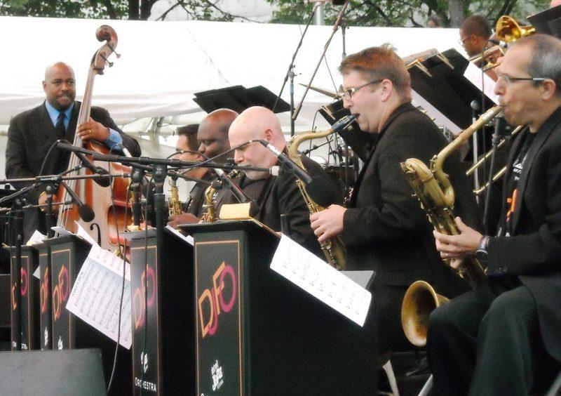 Christian McBride leads big band at 2011 Detroit Jazz Festival